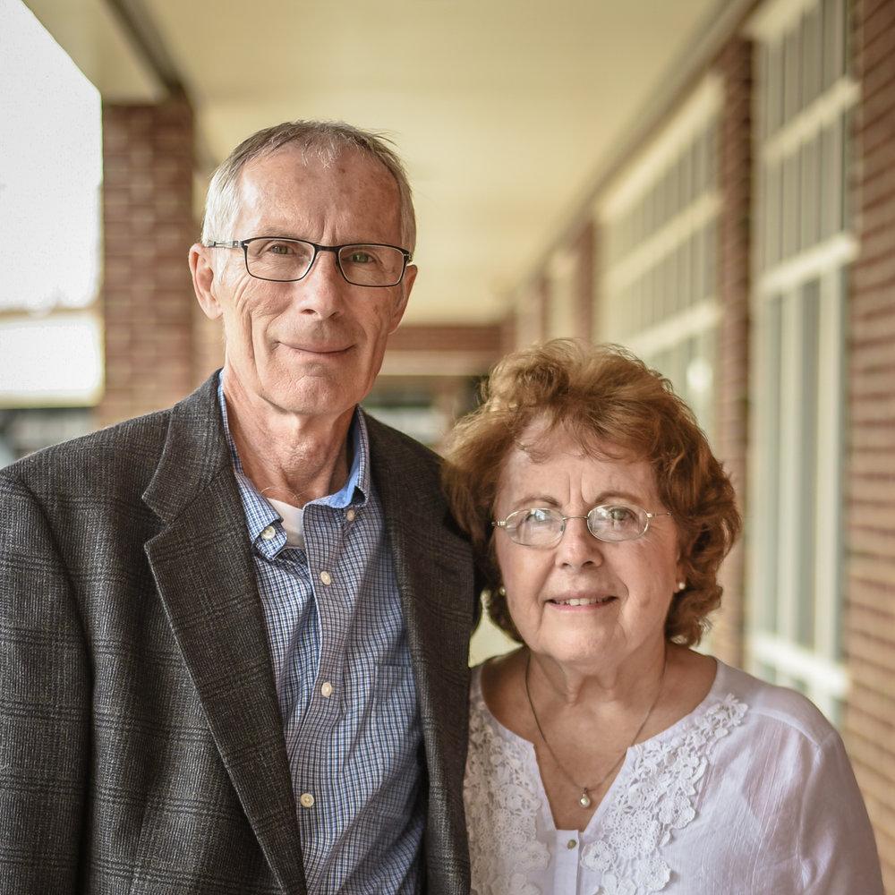 Neil & Diane Walter