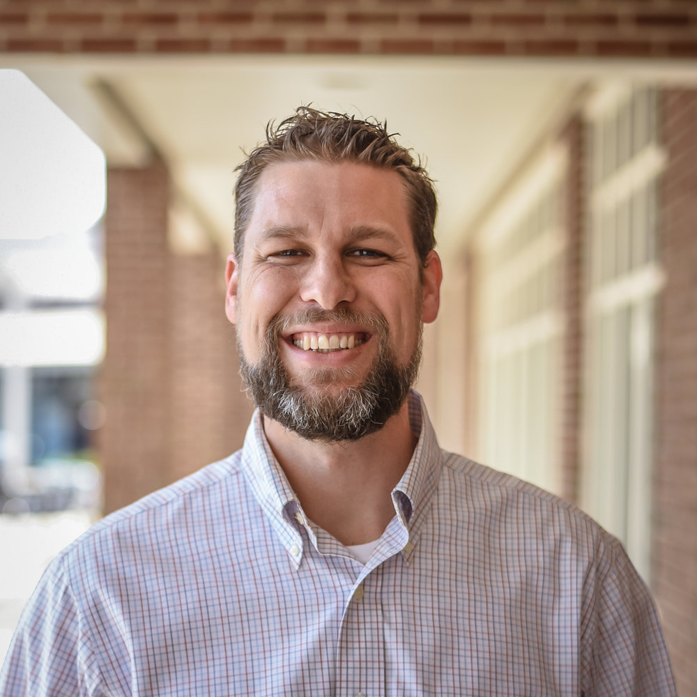 SCOTT STAKE    | Pastor of Groups & Missions