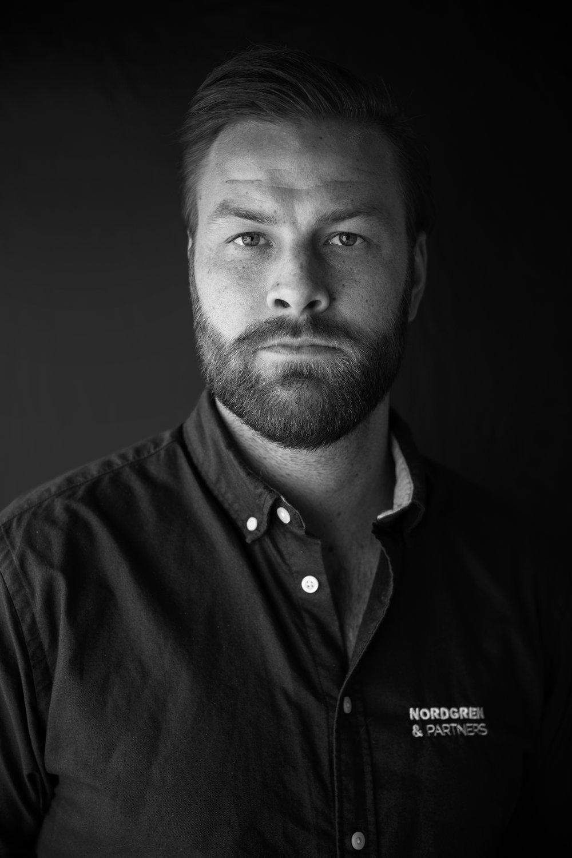 Niklas Friberg - Projektledare