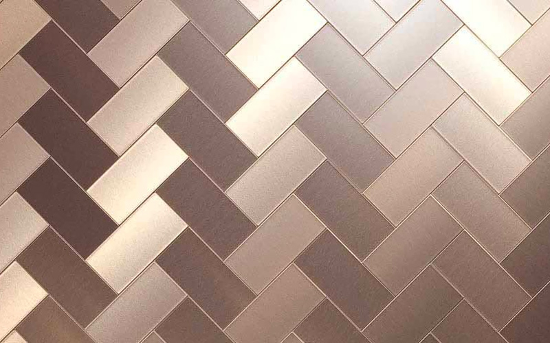 Redding Tile Products – Metal