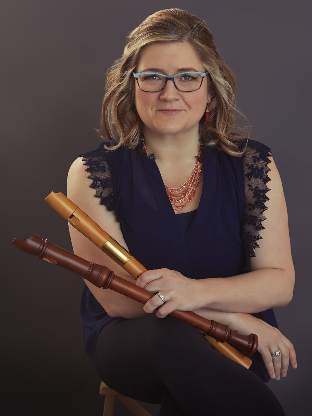Jennifer Carpenter - Recorders