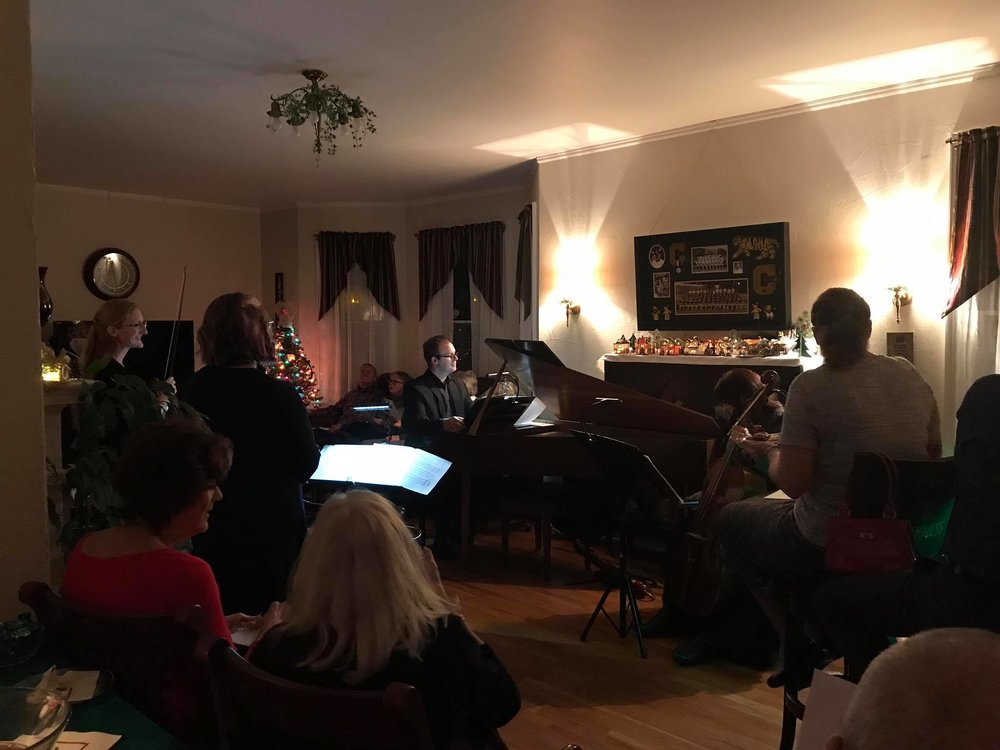 PHB house concert