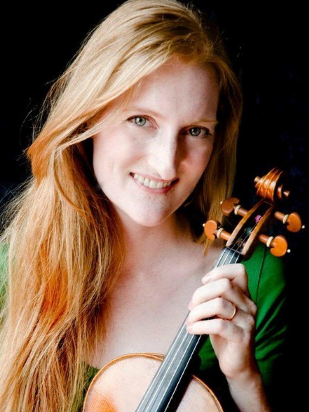 Elisa Wicks - Baroque Violin