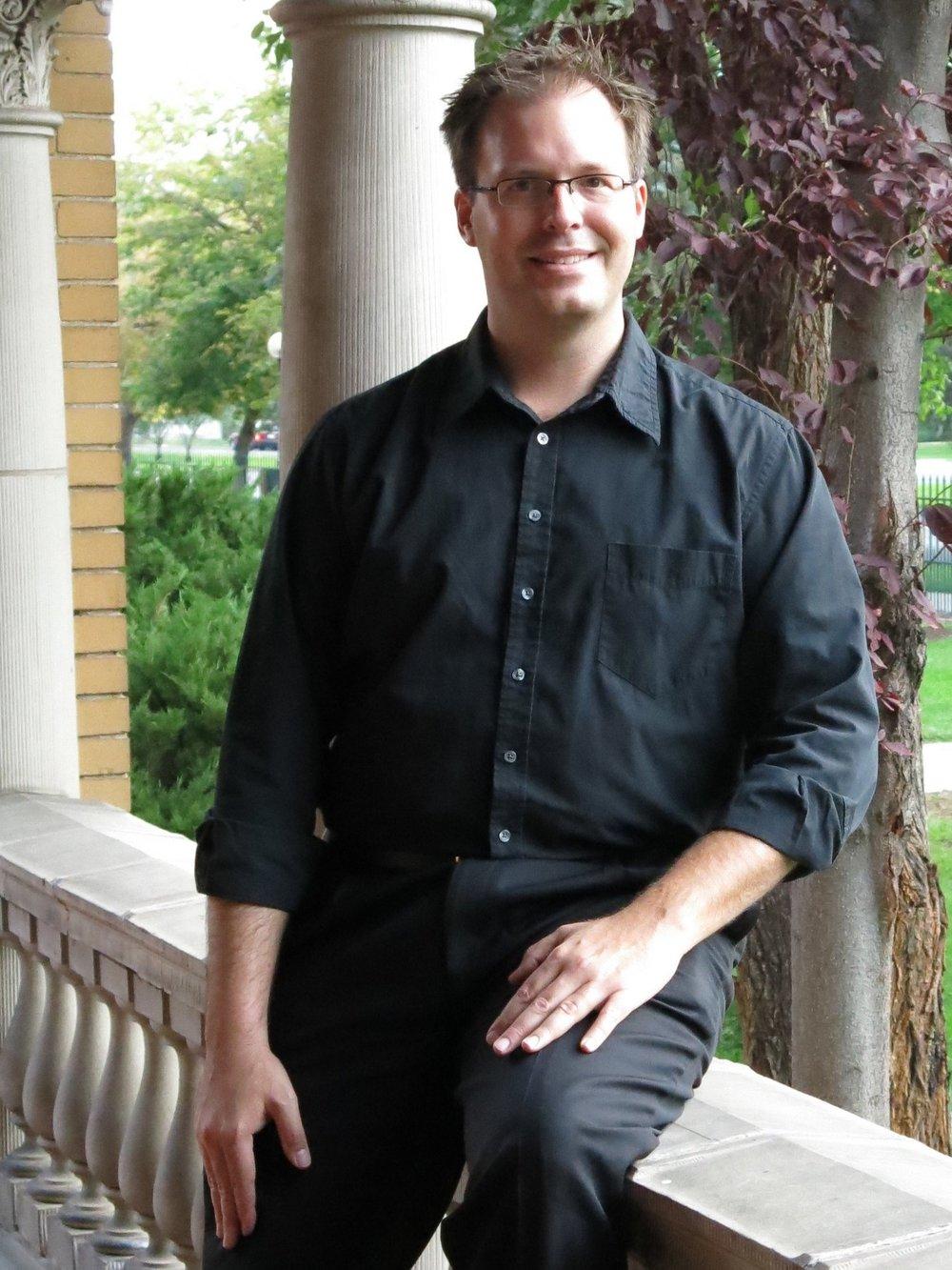 Eric Wicks - Harpsichord and Organ