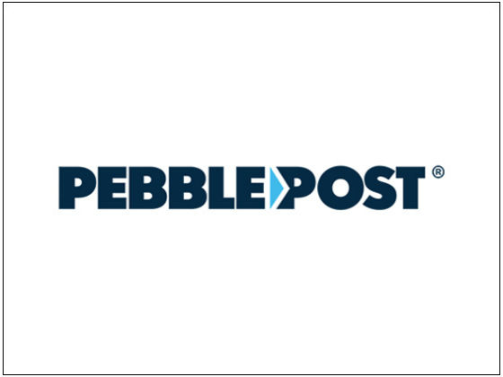 PEBBLEPOST    FOUNDED: JUL'14   Programmatic Direct Mail - PebblePost matches online actions with offline demographics to send timely, intent-driven direct mail