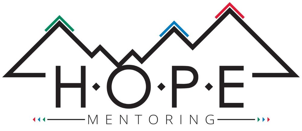 HOPE Mentoring is - Giving students a new support system through caring one on one relationships. We bring consistent care to the lives of young people through intentional, engaged adults. Working with communities HOPE Mentoring brings students together with adults to support young people towards higher achievements and brighter futures. Will you be the hour a week that changes everything?
