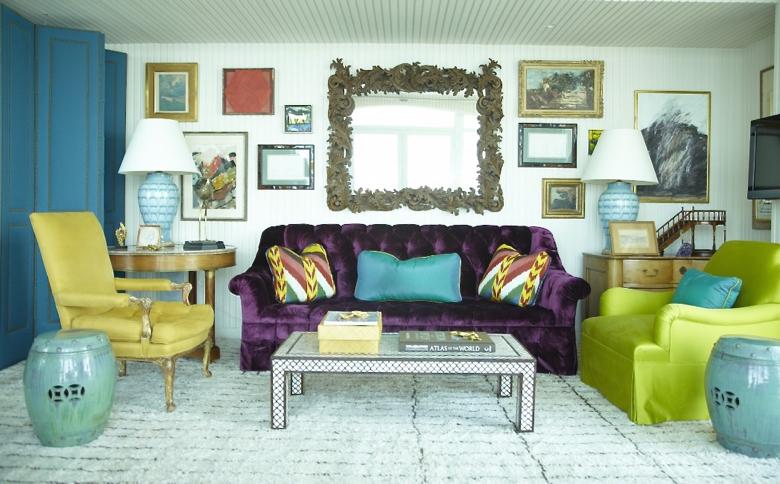 Interior Design by Miles Redd