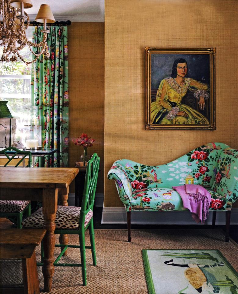 Design by    Elizabeth Roberts Architecture    for    Athena Calderone
