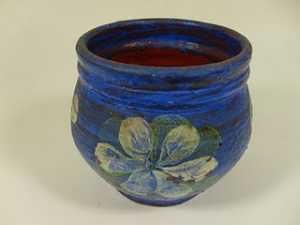 Plant pot by Quentin Bell, c.1951