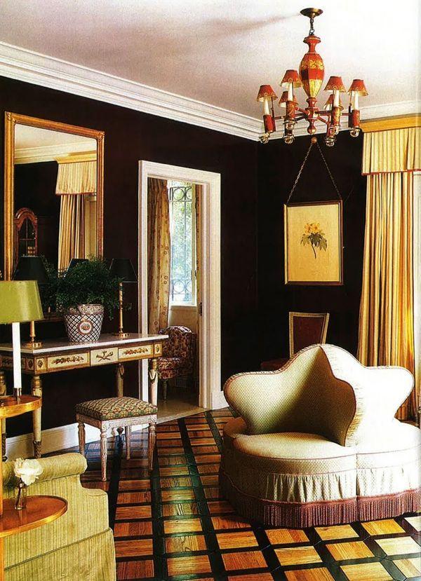 Interior Design by Albert Hadley