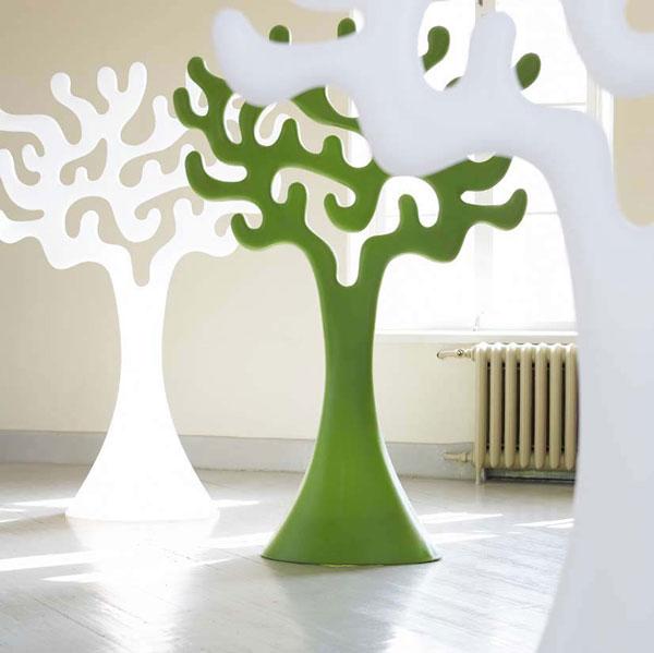 Tree space divider by Eero Aarnio
