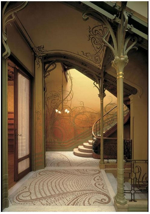 Victor Horta's Tassel House