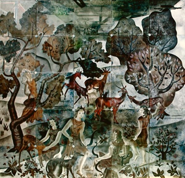 """Diane the Huntress"" by Paule Ingrand c.1942"