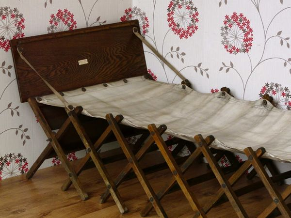 Campaign Bed