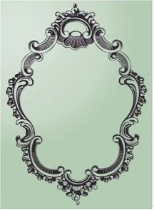 In the Rococo style