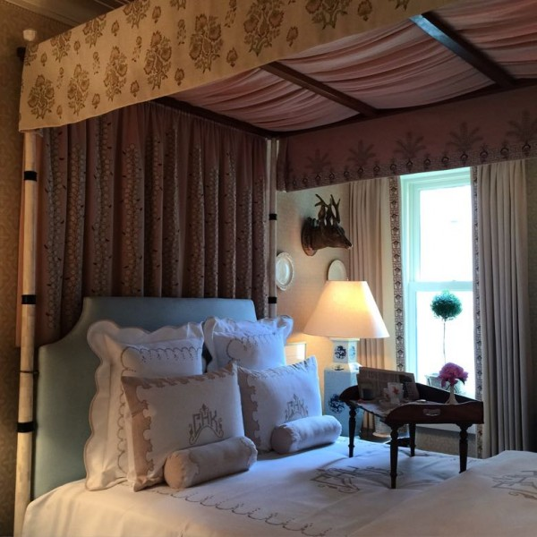 Interior design by Cathy Kincaid for the 2015 Junior League of High Point Show House