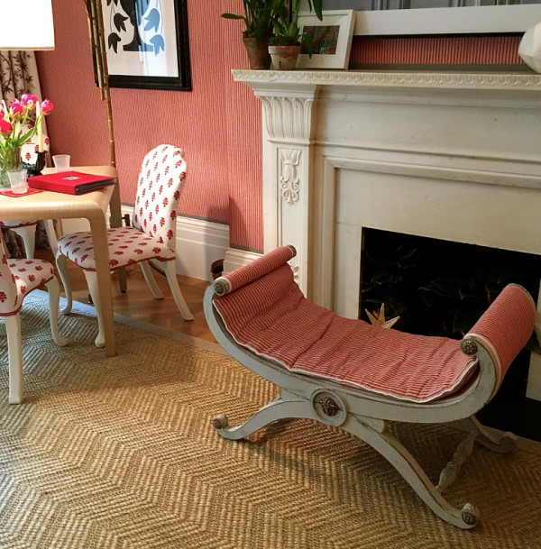 Interior design by Alessandra Branca for the Kips Bay Show House
