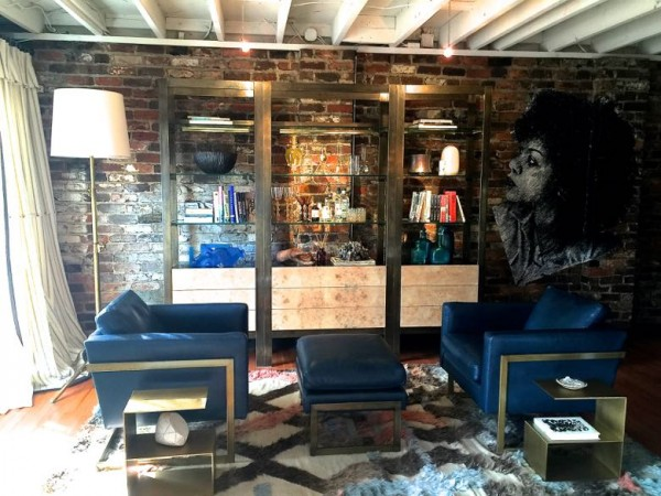 Interior design by Aida Interiors for the 2015 Junior League of High Point Show House