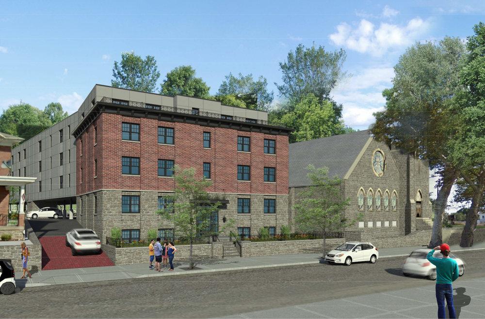 496 Roxborough Avenue Philadelphia, PA 19128