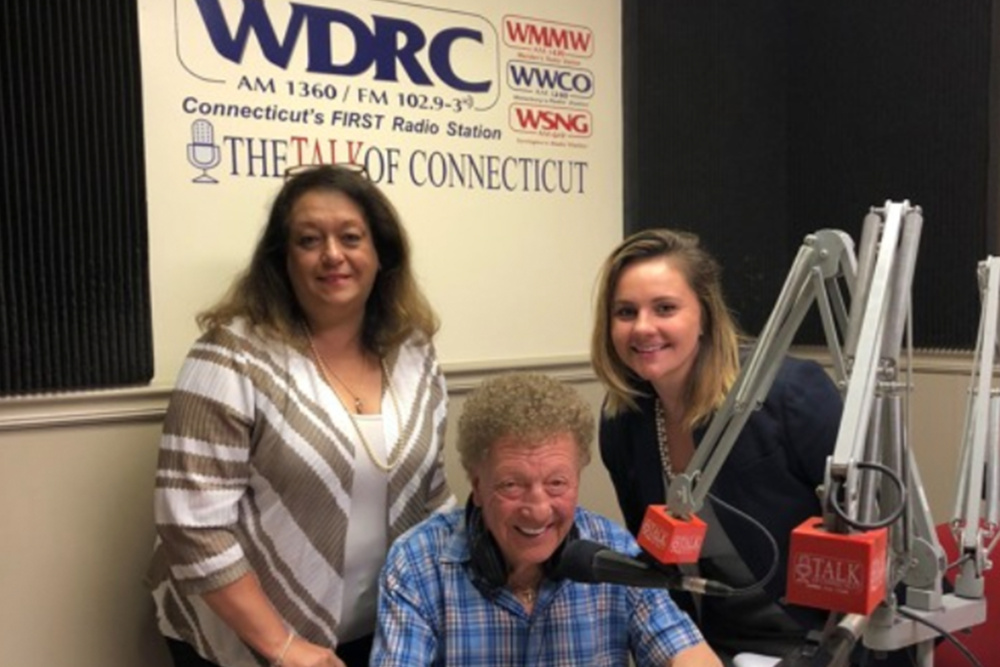 Women and Retirement Planning - Talk of Connecticut Radio ShowJuly 11, 2018