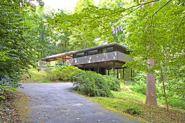 Smilow-Usonia-House