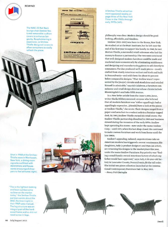 Dwell Magazine July 2013 American Indiv pg 2