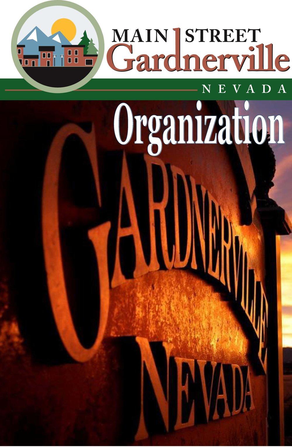 ORGANIZATION COMMITTEE - Volunteer Development, Member Recruitment, Communications, Fundraising and Training.