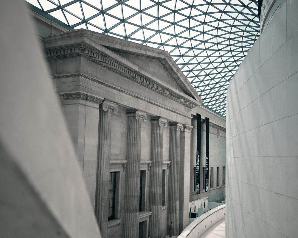 The British Museum - The British Museum has asked Zanna Creative in partnership with The Field consultancy to develop and produce a two-day international symposium as part of its centenary celebrations in 2020.