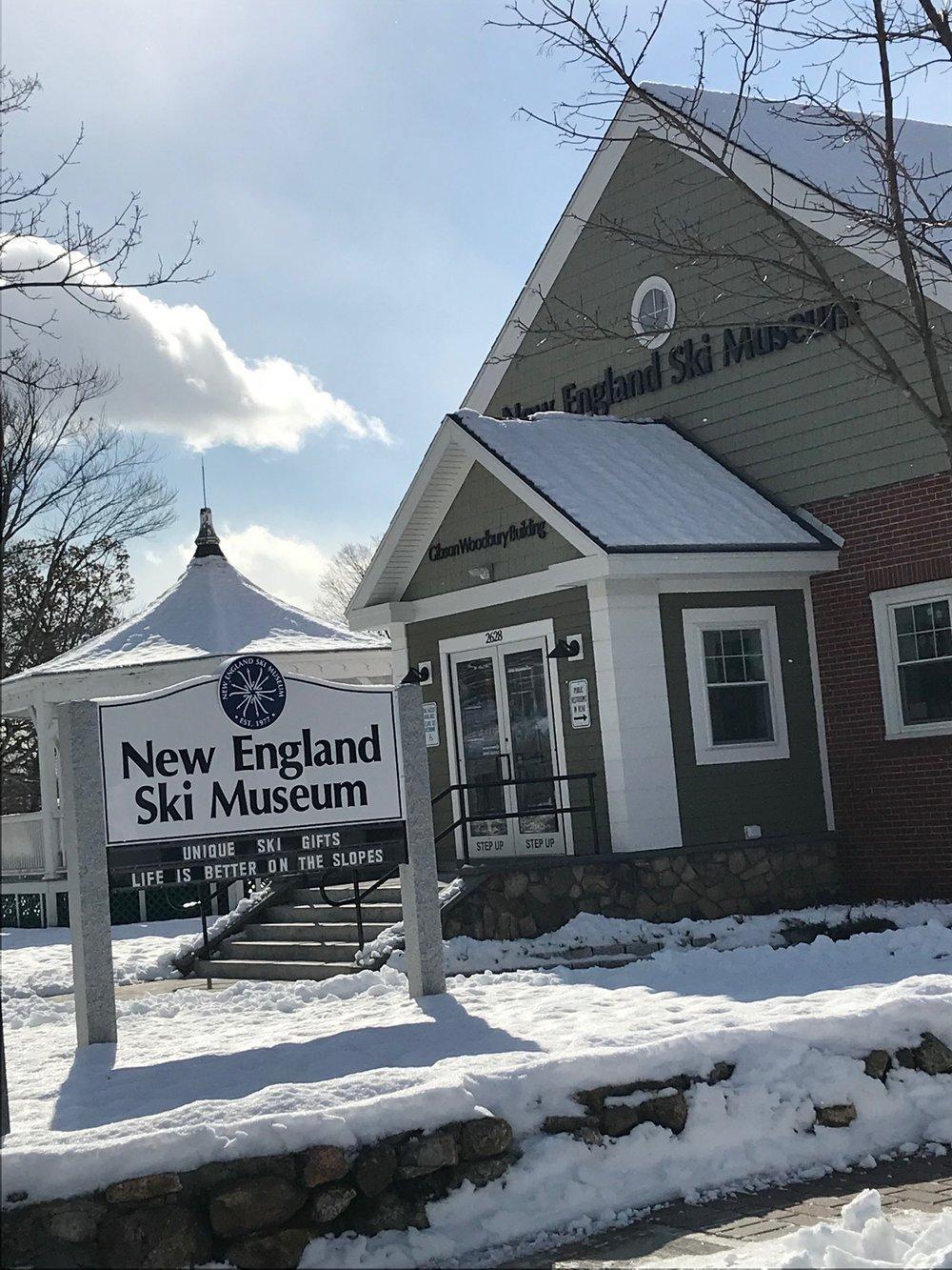 NE Ski Museum's North Conway location