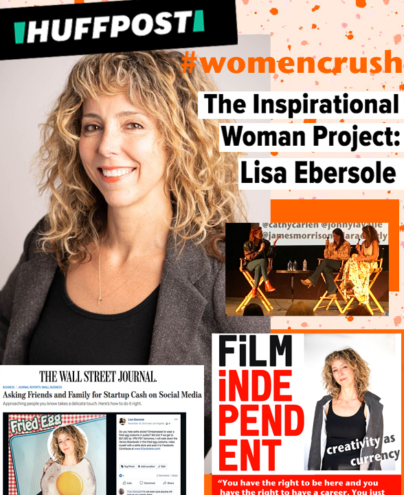 2019 LISA - MY SERIES 37 PROBLEMS IS ON AMAZON, ELIZABETH BANKS' WHOHAHA, XFINITY/COMCASTI'M PITCHING A HALF-HOUR WITH AN HBO ACTOR/PRODUCERI'VE BEEN PAID TO ADAPT A NOVEL INTO A FEATURE FILMI'VE PITCHED SHOWS TO SEVEN NETWORKS AND COUNTINGI TREAT MY CAREER AS A BUSINESS: I KNOW MY PLAN FOR THE NEXT 12 MONTHS AND HOW TO SUCCESSFULLY EXECUTE EACH DAYI STILL DON'T HAVE AN AGENT OR MANAGER