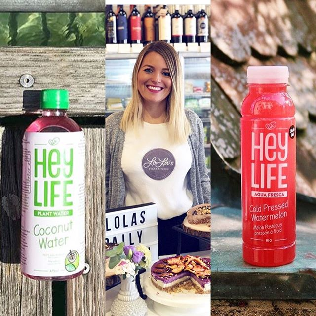 We are so excited to announce that we will be offering @heylife  coconut water and watermelon water on Friday...along with some delicious samples from @lolasdailykitchen 🤩🤩🤩🤩🤩🤩🤩🤩🤩🤩🤩 we will also be introducing a new company to the area with their #smarttruffles 💕💕💕 come taste it all on Friday at our opening party!!!!. . . . . #party #friday #openhouse #openingparty #meilen #switzerland #barreclasses #workout #fitness #shop #bodylove #community #celebrate #yoga #fit #vegan #snacks #cake #juice #freshpressed #local #