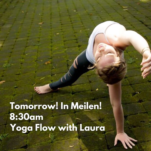 Come inside out of the rain and sweat with @_lauraanniinayoga tomorrow in Meilen at 8:30am! She will be teaching a semi regular yoga class starting Monday March 25th! Pre-register to save your space now! 20:00 Meilen studio . . . . . #yoga #meilen #zurichfitness #studio #barre #classes #uerikon #switzerland #männedorf #bodylove #fitness #teacher #groupfitness #aloyoga #retailer