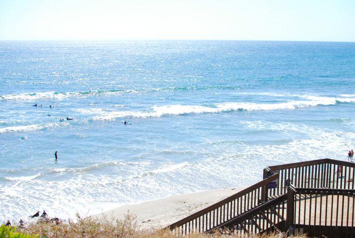 beach... peace