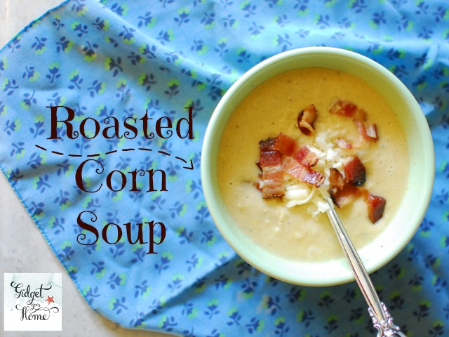 roasted corn soup 2