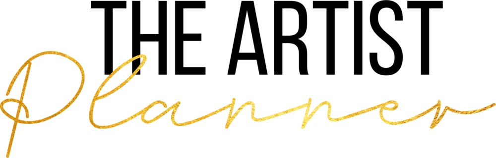 The Artist Planner Logoblack.png