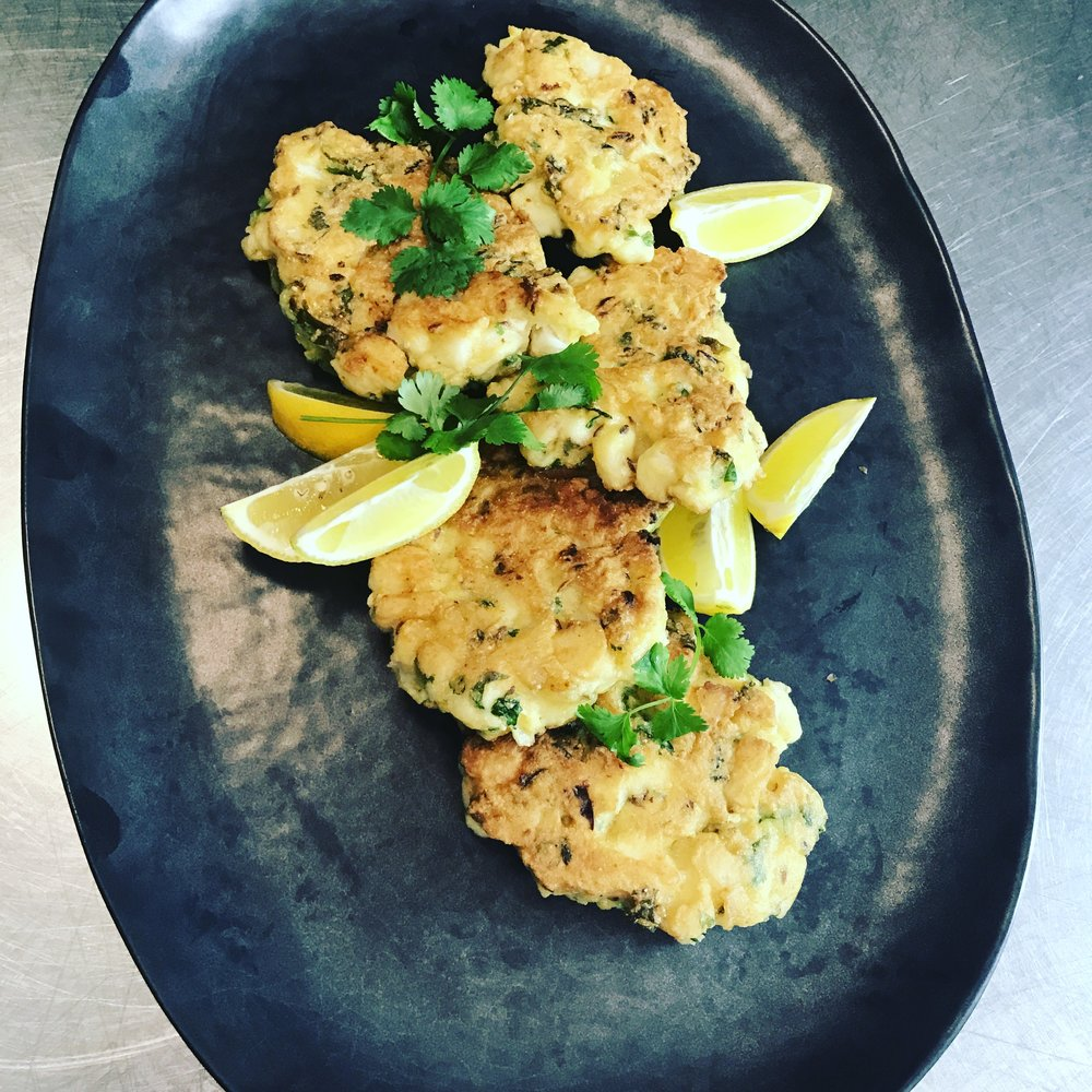 Ray McVinnie Spicy Fish Cakes Recipe