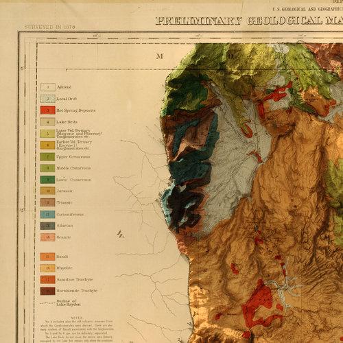 Yellowstone National Park — Scott Reinhard Maps