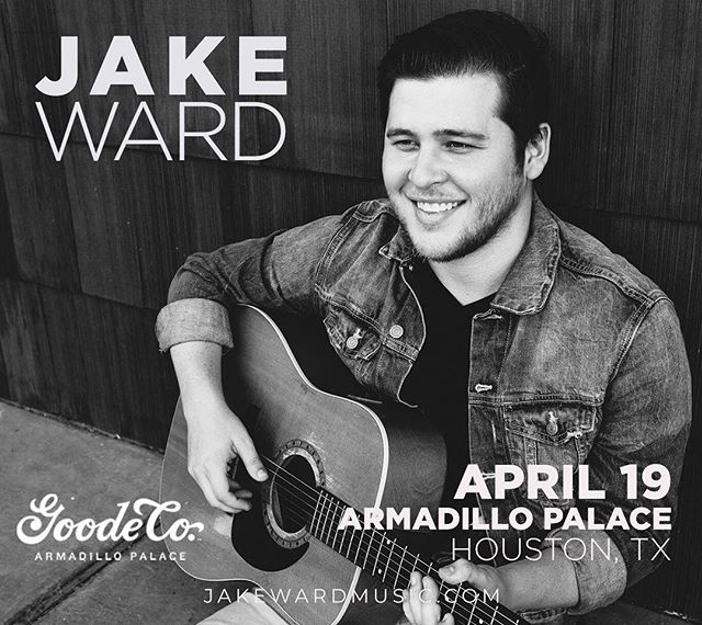 Houston! Come have a good Friday with us at @armadillopalace