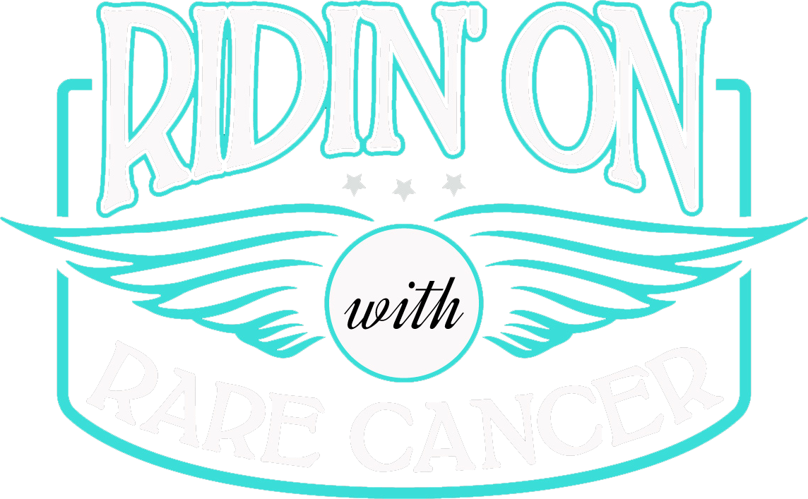 Ridin' On With Rare Cancer