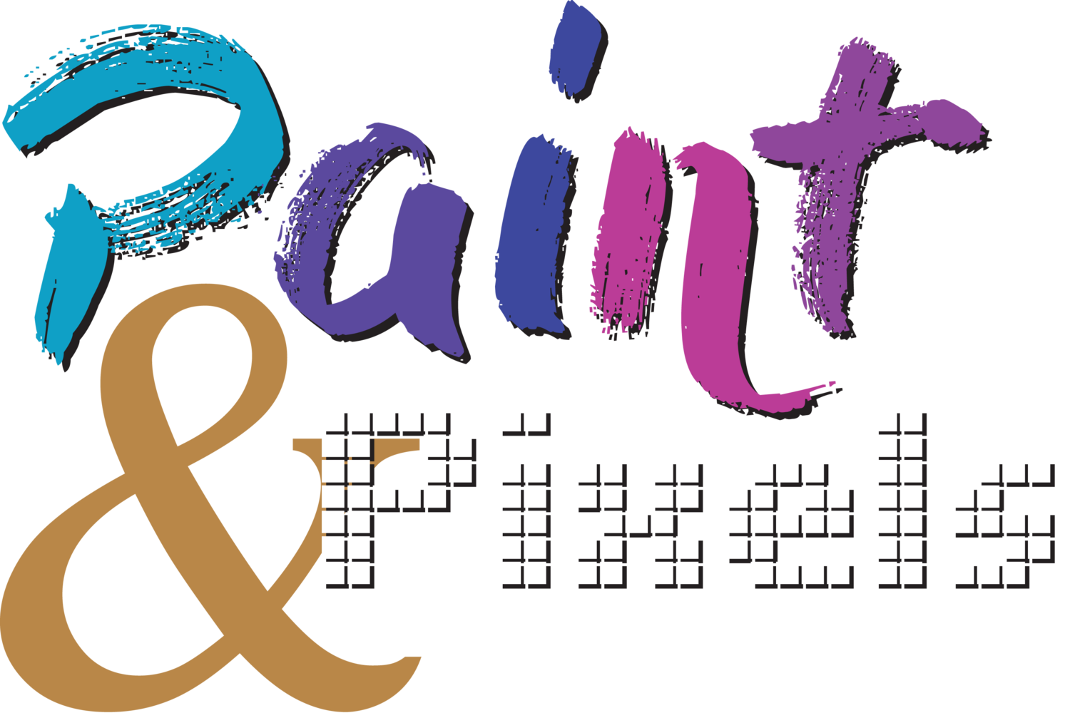 Paint & Pixels by Jenna Lueck