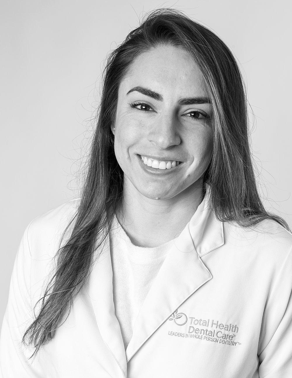 Dentist Dr. Sarah Martinez Total Health Dental Care.