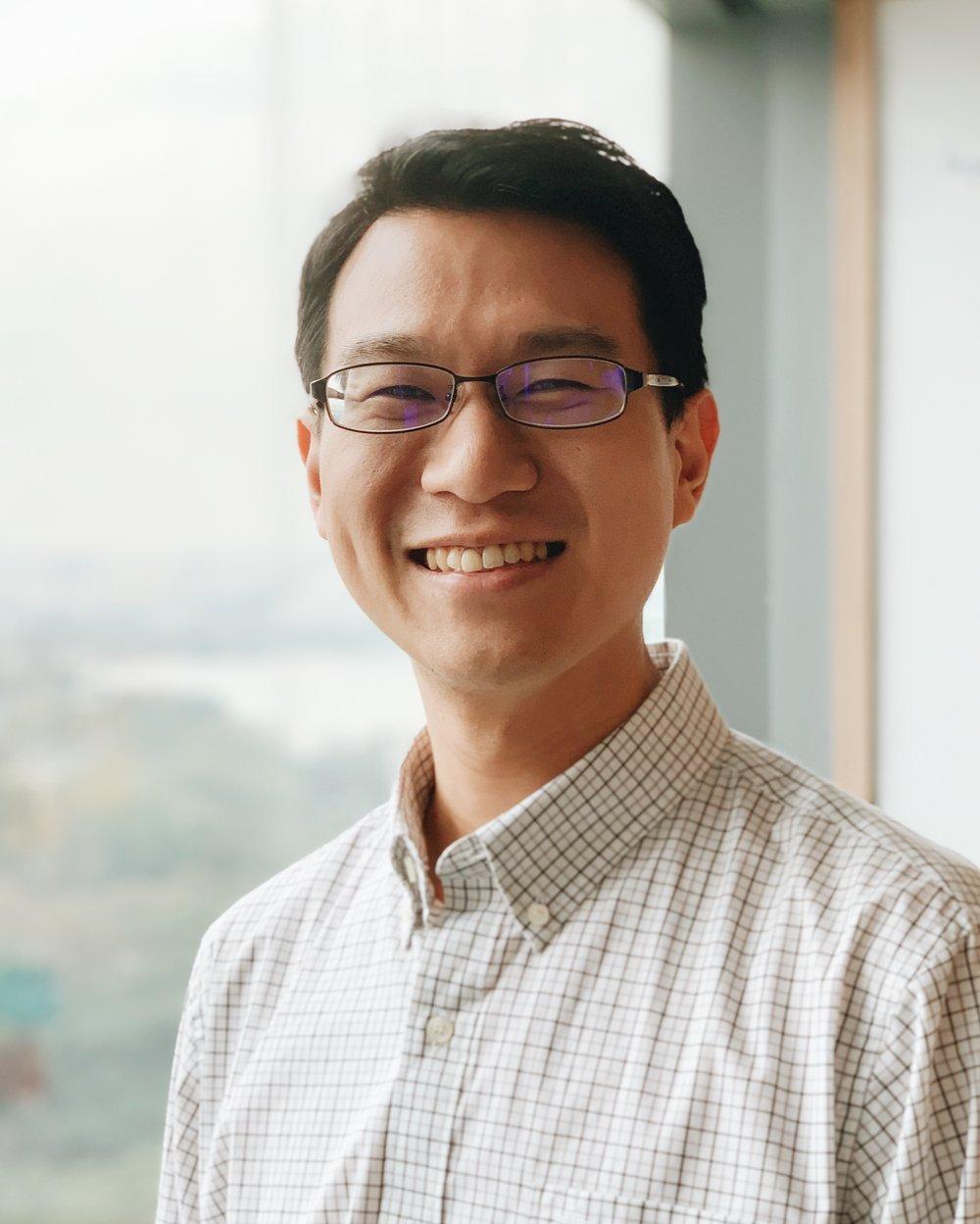 Loh Wei - Director of Finance