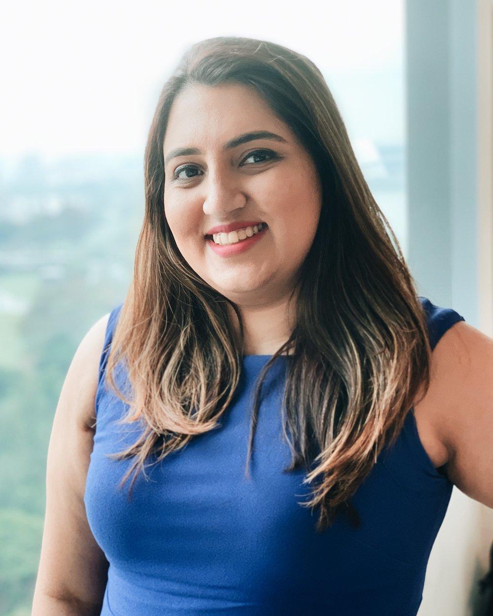 Anusha Aswani - Partnership & Case Manager,Ray of Hope