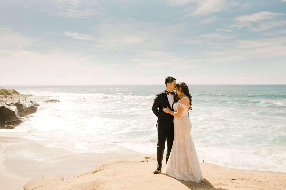 San Diego Wedding - La Jolla Woman's Club