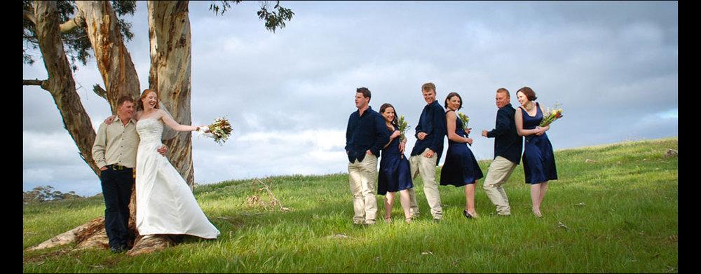 Weddings - Limited booking taken per year