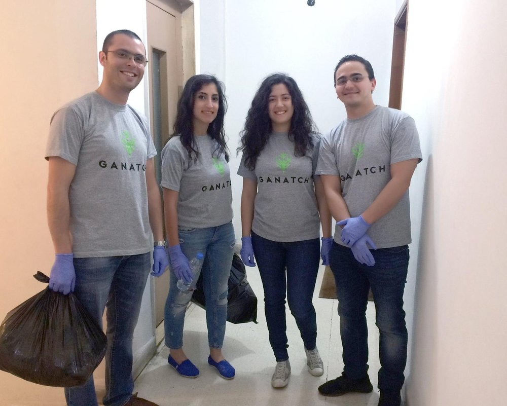 - We now work with a group of NGO's and social enterprises in the recycling industry to engage young volunteers in proper recycling practices and encourage them to become active citizens