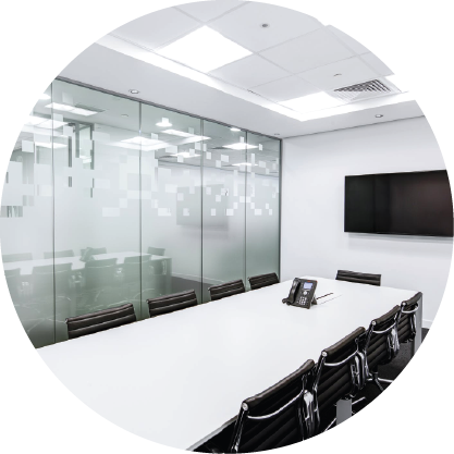 Custom Conference/Meeting Rooms