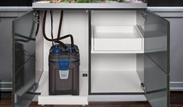 Pour les demandes de filtration les plus élevées, utilisez un filtre pour aquarium BioMaster. Avec une filtration en quatre étapes et spécifiquement conçu avec des voies de filtration scellées, ce filtre ne manquera pas d'impressionner.