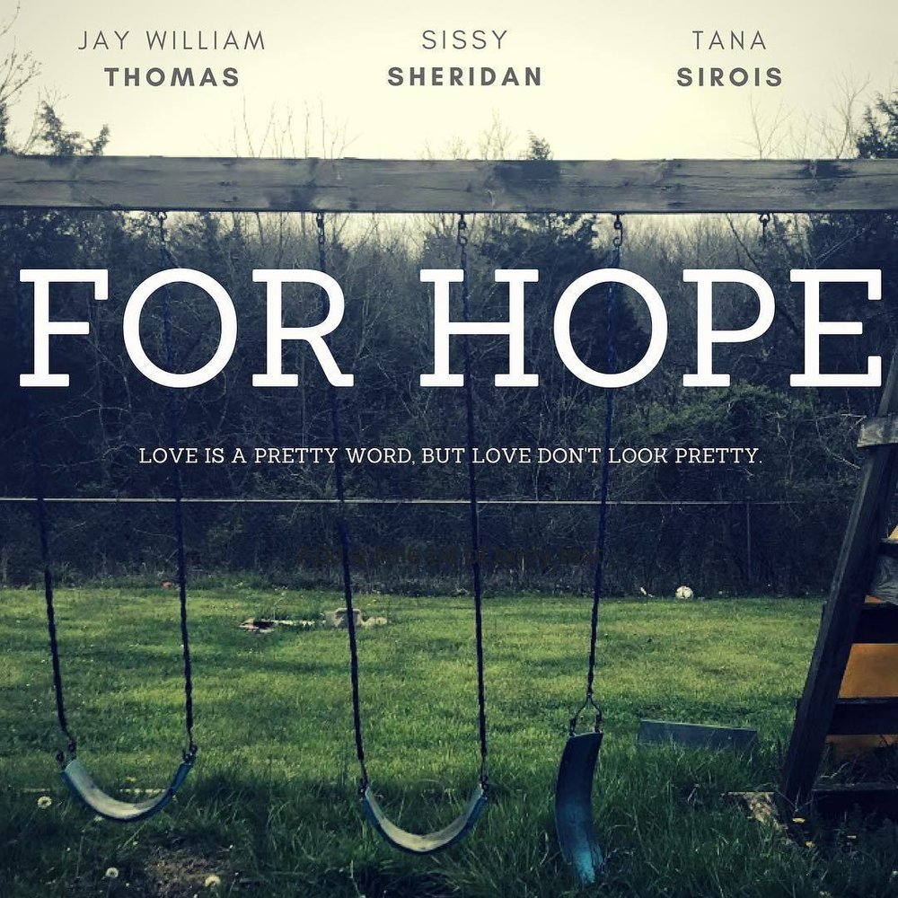 For Hope - 2018 Short Film by Jay William Thomas.Original Score by Robert Gowan & George Colyer.