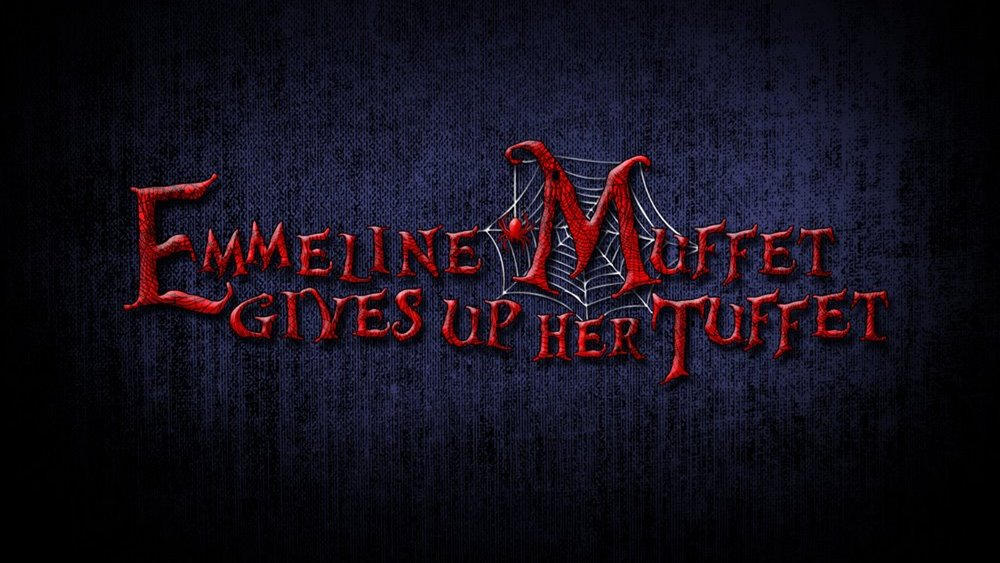 Emmeline Muffet Gives Up Her Tuffet - 2013 Short Film by Stephen Boatwright.Music by Wasted Wine.
